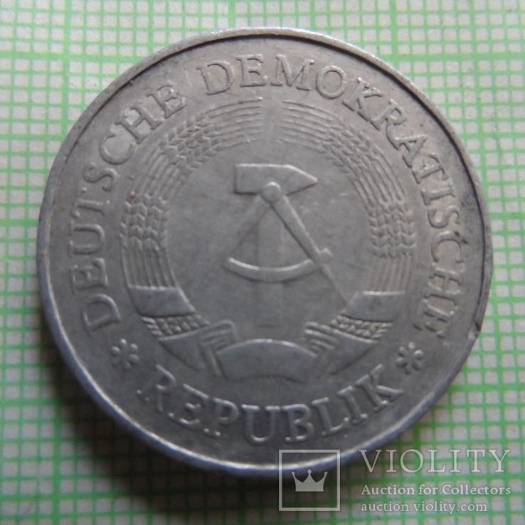 1 марка 1977 ГДР   (Р.5.11) ~, фото №3