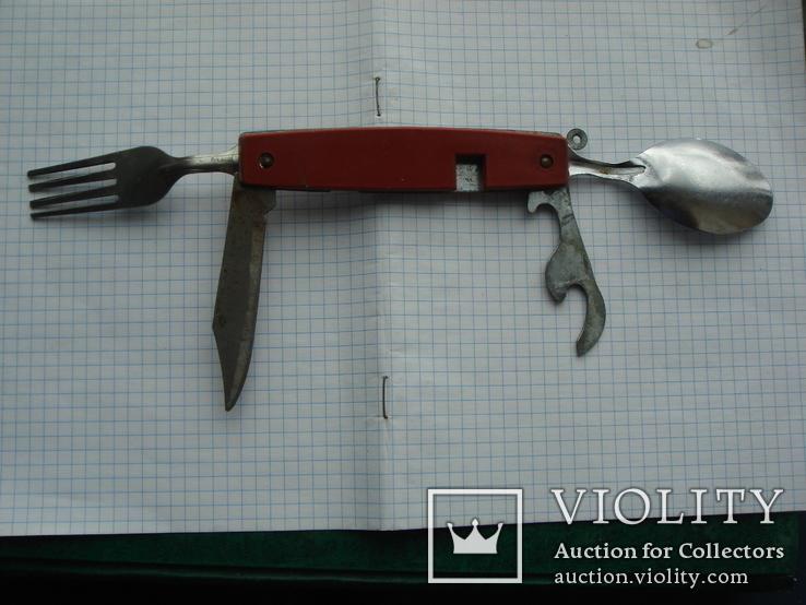 Нож туристический., фото №7