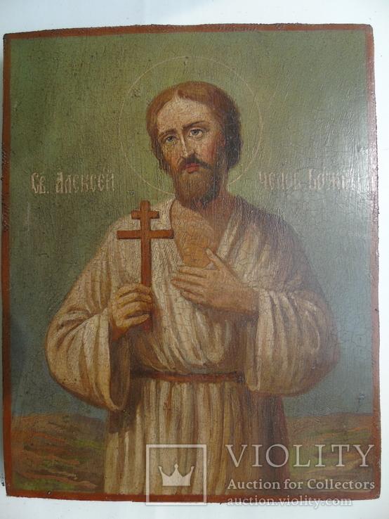 Икона Алексея человека Божьего