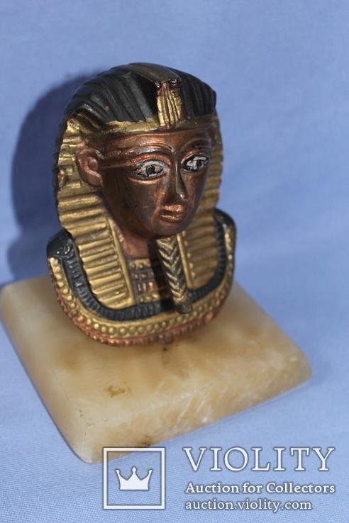 Фараон бронза?латунь?, фото №2