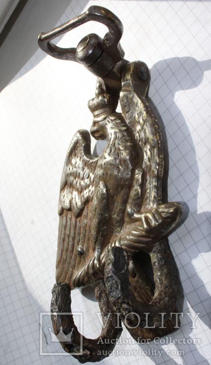 Парадный подвес на ремень барабана с 1WK,ПМВ, 3 рейх, Германия, Вермахт, Рейхсвер, орел