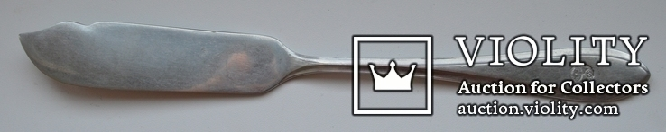 Нож для рыбы полиции Sandrik Anticorro, фото №3
