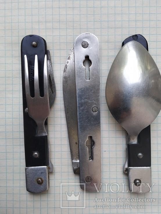 Нож,вилка,ложка,штопор.Москва., фото №3
