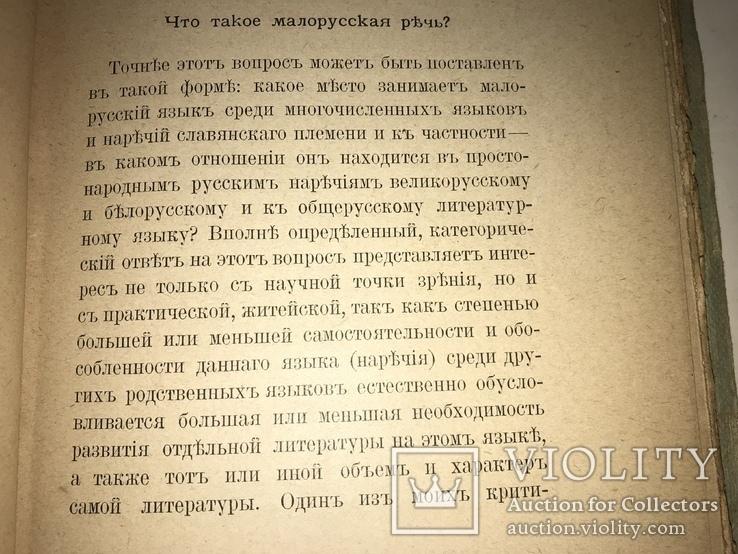 1900 Малорусский язык и Украинско-Русский Сепаратизм, фото №10
