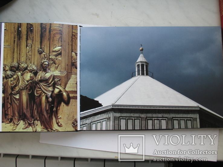 """Florence Alive"" (Флоренция) фотоальбом 1986 год, фото №7"