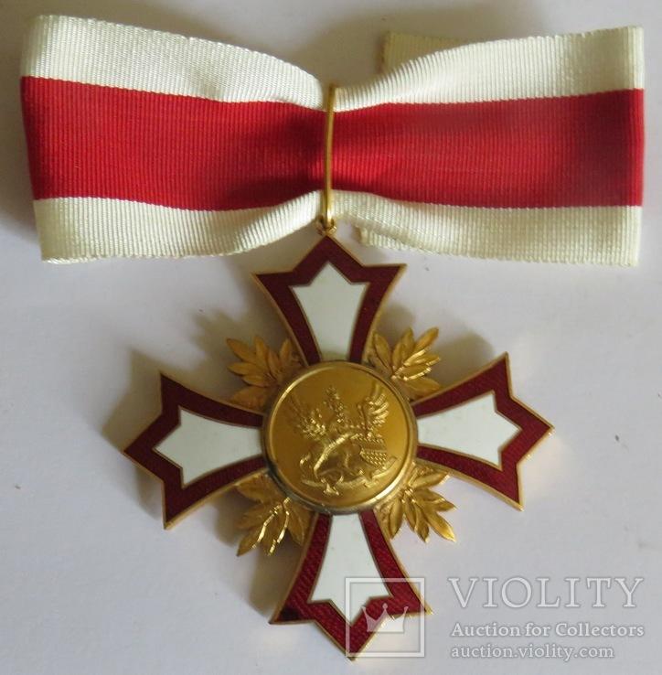 Герцогство Баден, орден