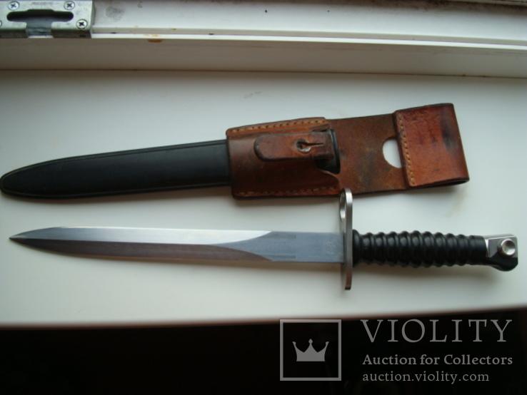 Швейцарський штик ніж