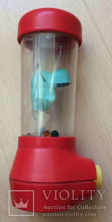 Водная головоломка, игрушка аттракцион СССР, фото №3