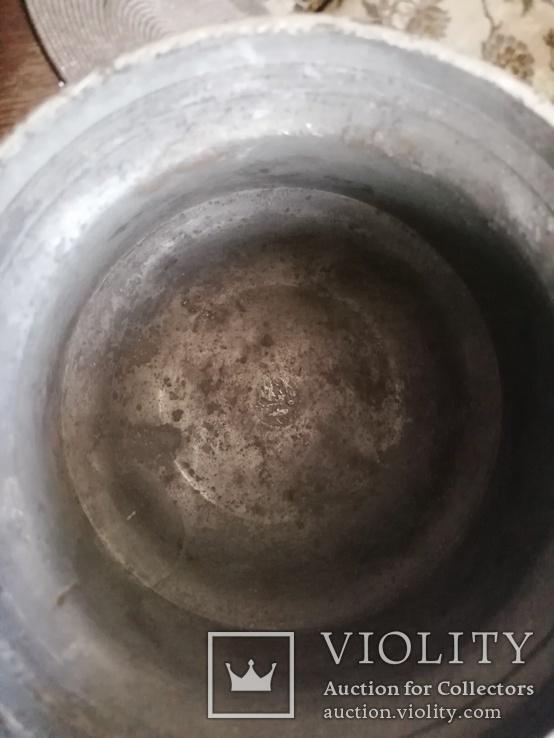 Старинный хрустальный бокал, фото №4
