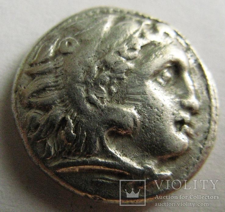 Древняя Греция, драхма, (323-317 гг. до н.э.) Philipp III Arrhidaios, фото №3