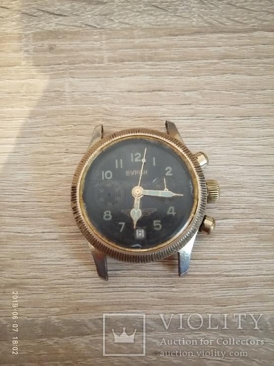 Буран Полет хронограф N616018