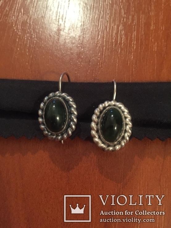 Лот серебряных изделий 925 и 875 проба, фото №8