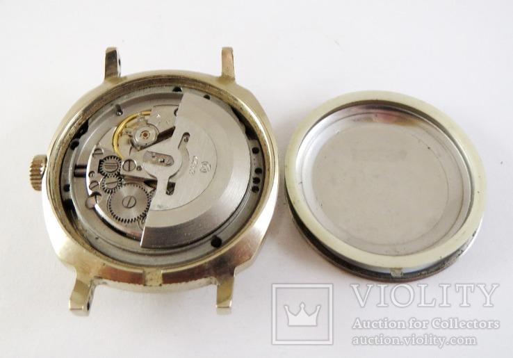 Часы Слава автоподзавод. Позолота AU5, фото №9