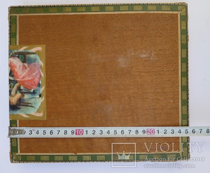 Коробка с сигар. Non plus ultra La aventura, фото №13