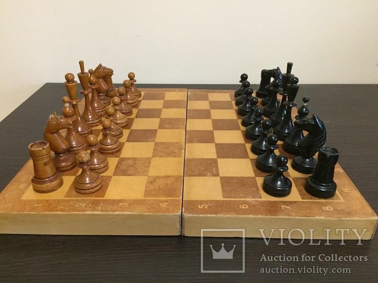 Шахматы СССР 40 на 40