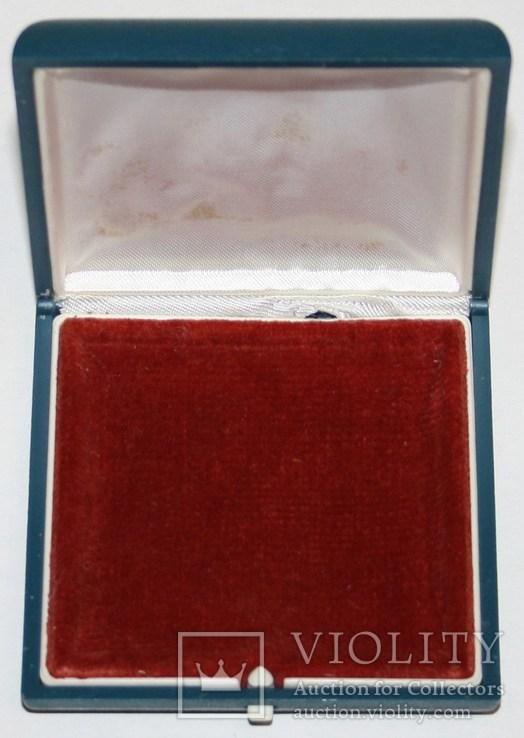 Коробочка для ювелирных изделий (СССР) 1976 год, фото №7