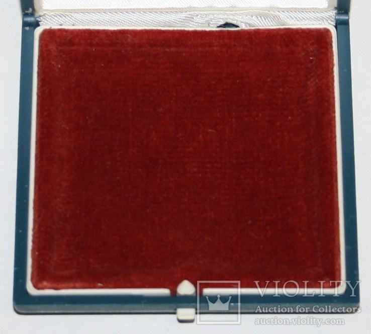 Коробочка для ювелирных изделий (СССР) 1976 год, фото №8