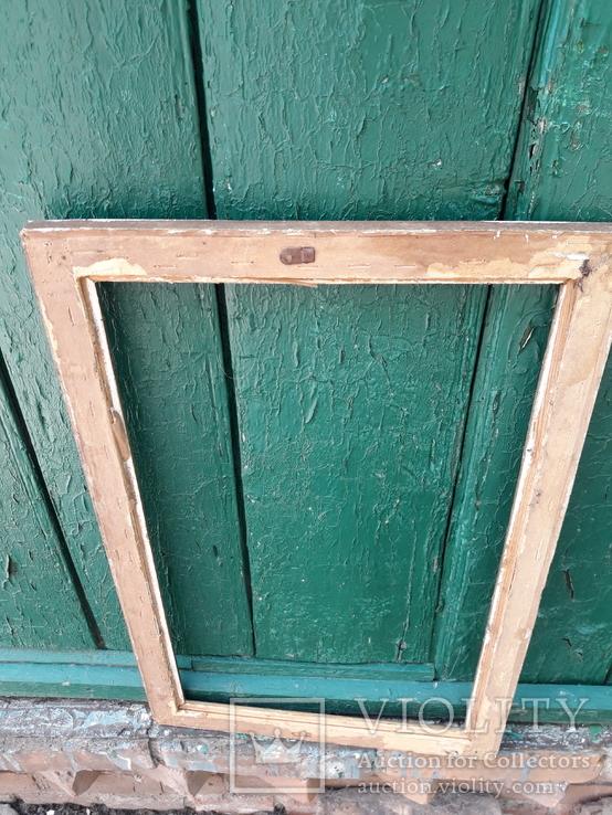 Старинная деревянная рама 7, фото №4