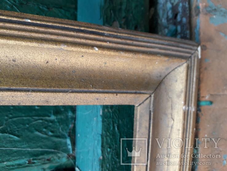 Старинная деревянная рама 7, фото №5