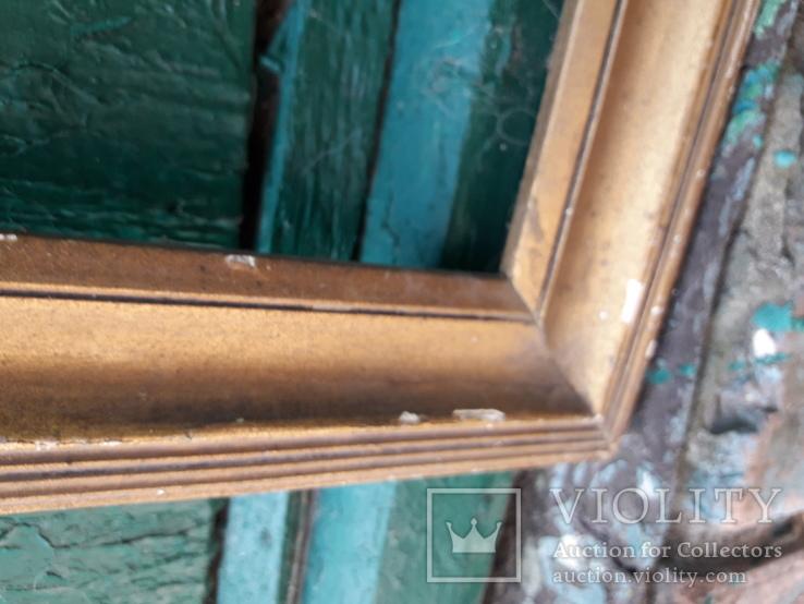 Старинная деревянная рама 7, фото №6
