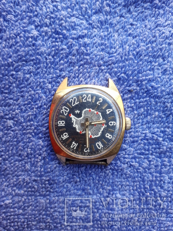 Часы Ракета Советская Антарктическая экспедиция, photo number 2