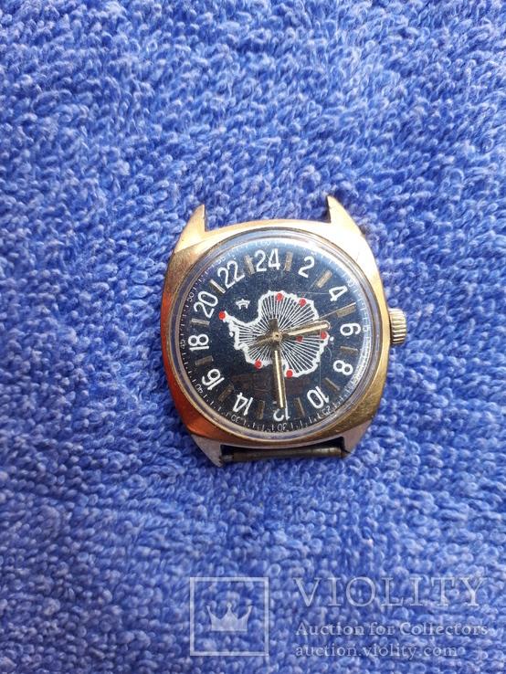 Часы Ракета Советская Антарктическая экспедиция, photo number 3