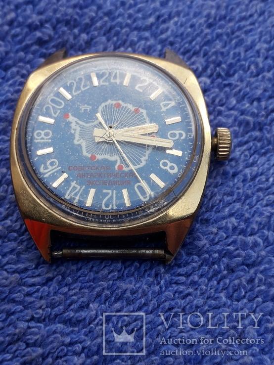 Часы Ракета Советская Антарктическая экспедиция, photo number 11