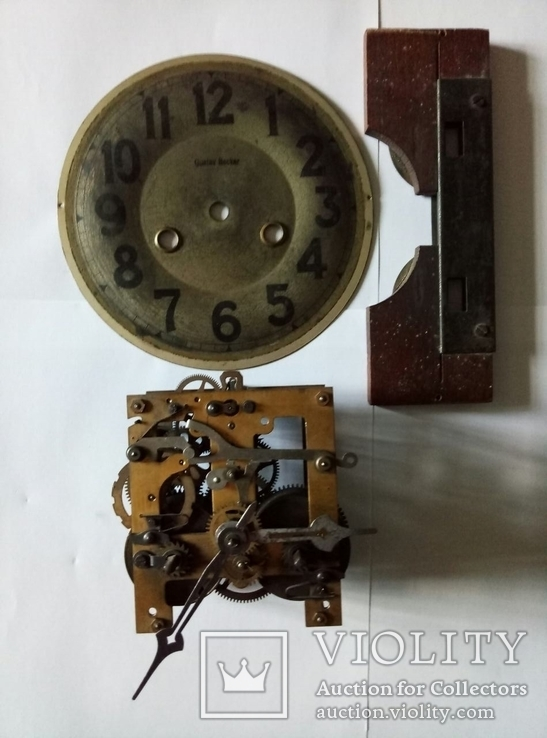 Механизм «Gustav Becker»