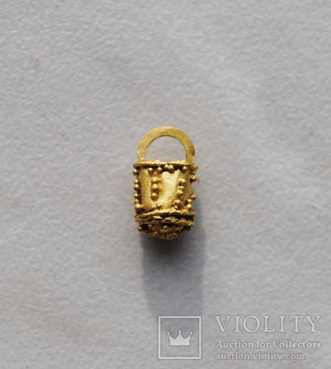 Золотая ароматница ЧК., фото №3