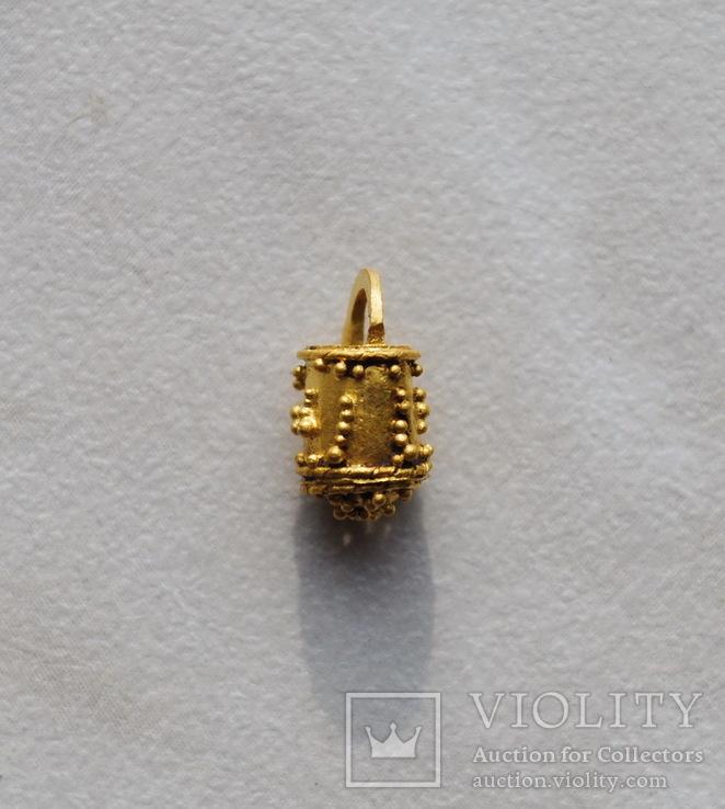Золотая ароматница ЧК., фото №4