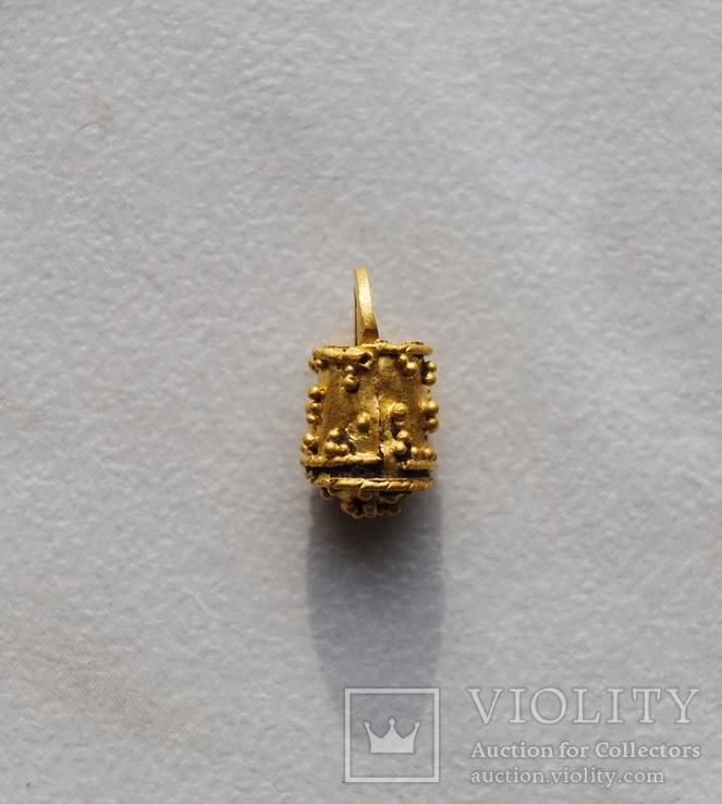 Золотая ароматница ЧК., фото №5