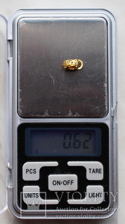 Золотая ароматница ЧК., фото №8