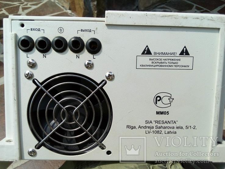 Стабилизатор напряжения АСН-5000.    5 кВт., фото №7