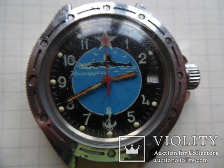 Часы Восток Командирские на восстановление, фото №6