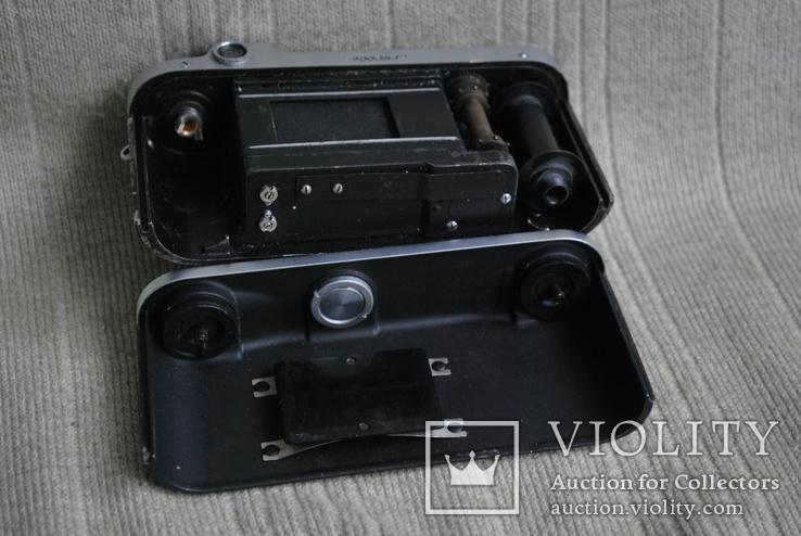 ФЭД-2 квадратное окно дальномера, № 000847, комплект., фото №10