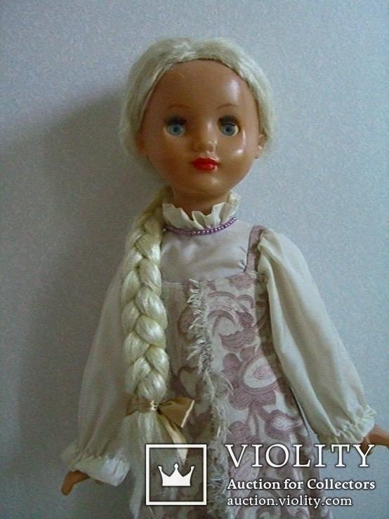 Кукла СССР Наталья 75 см, фото №10