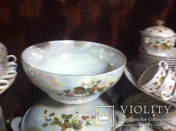Немецкий фарфор - Столовый,Чайный,Кофейный сервизы на 6 персон, фото №7