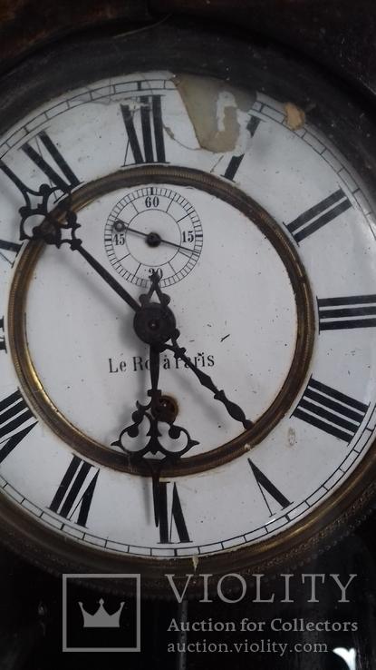 Часы с секундной стрелкой