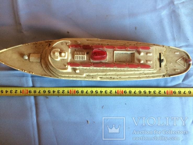 Круизный лайнер...Сборная модель из СССР, фото №6