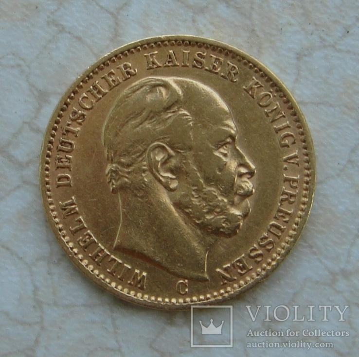 20 марок Пруссия 1873, photo number 5