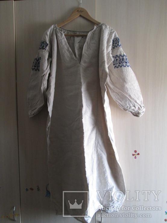 Сорочка, вышиванка до 1960 года №6