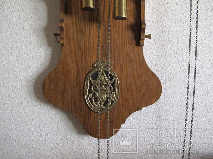 Большие настенные часы Голландия 1,5 метра, фото №3