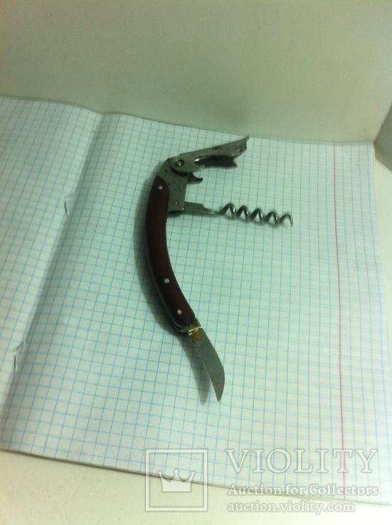 Нож походный, фото №3
