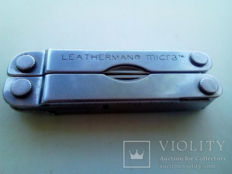 Многофункциональный нож .Leatherman .