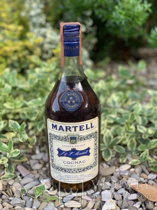 Cognac Martell 3 star 1980s