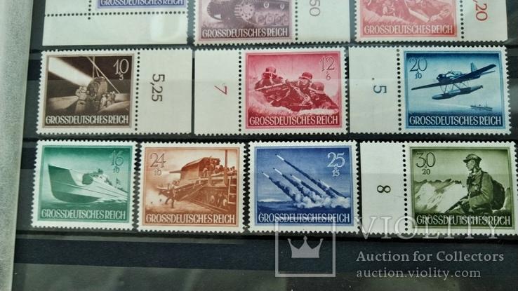 1944 г 3 Рейх  Вермахт День памяти героев полная серия, фото №4
