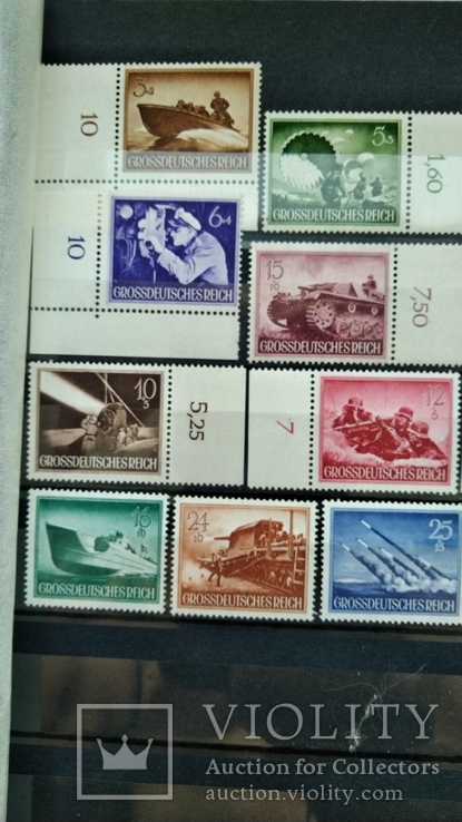 1944 г 3 Рейх  Вермахт День памяти героев полная серия, фото №5