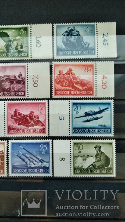 1944 г 3 Рейх  Вермахт День памяти героев полная серия, фото №6