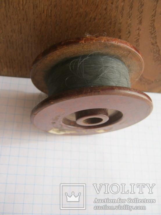 Катушка с проволокой для радио, фото №3