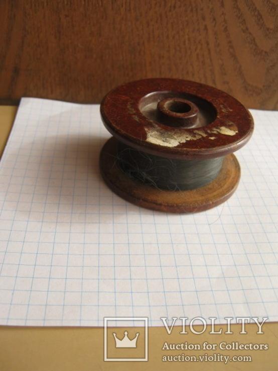 Катушка с проволокой для радио, фото №9